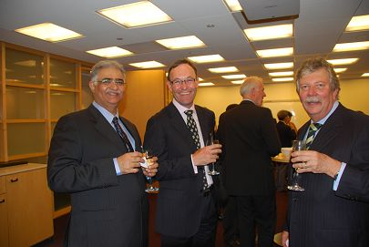 2010 AOTCA Heads of Delegation Cocktail Function