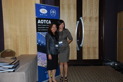 2010 AOTCA 18th General Council Meeting and 9th General Meeting