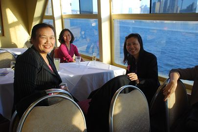 2010 AOTCA Conference Dinner Sydney Harbour Cruise